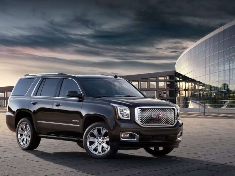 Best Suvs To 2017 09 Gmc Yukon Denali