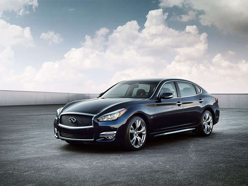 10 Things You Need To Know About The 2017 Infiniti Q70