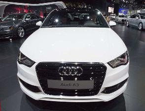 2015 Audi A3 Leads Brand to Best-ever Monthly Sales Total