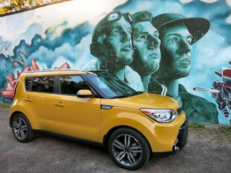 2015 Kia Soul Earns Third Straight Active Lifestyle Award