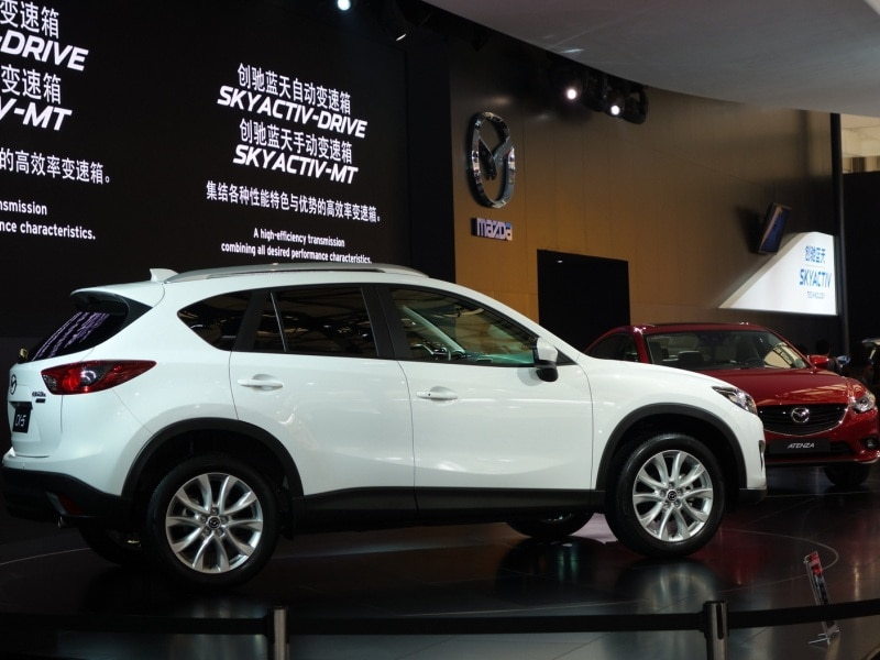 Mazda Marches To Highest August Sales Total In 12 Years