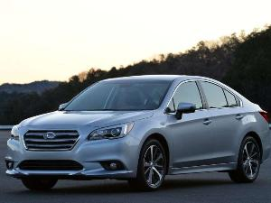 2015 Subaru Legacy, Outback Earn IIHS Top Safety Pick+ Rating
