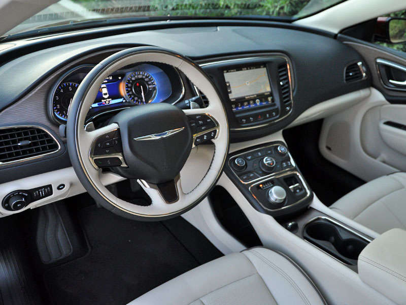 2015 chrysler 200c review and quick spin. Black Bedroom Furniture Sets. Home Design Ideas