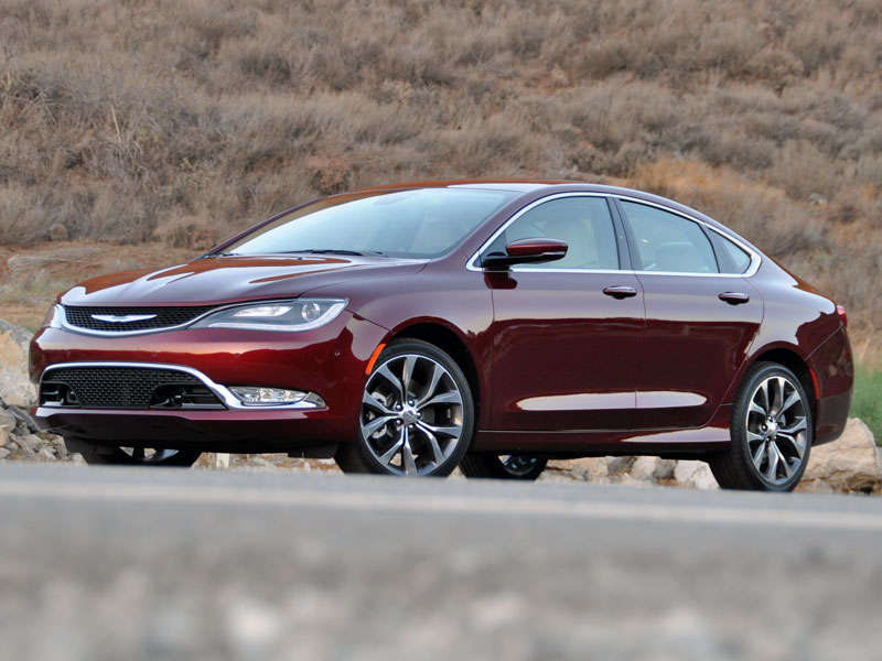 2015 Chrysler 200C Review and Quick Spin