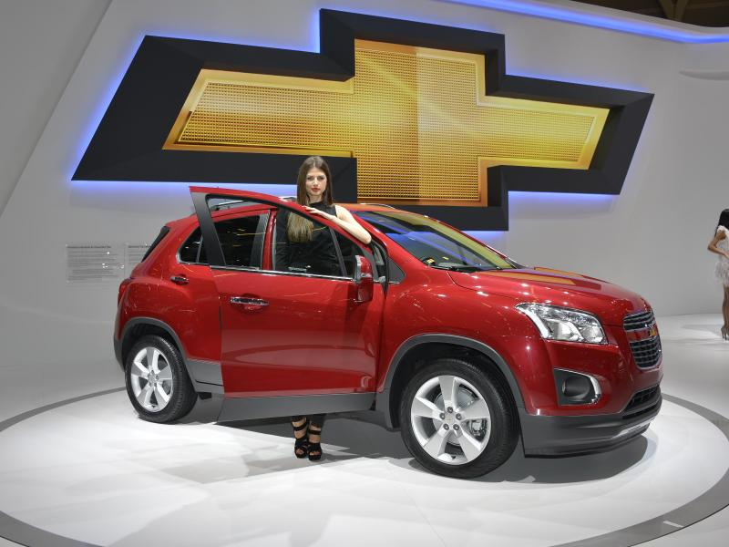 10 Things You Need To Know About The 2015 Chevrolet Trax | Autobytel.com