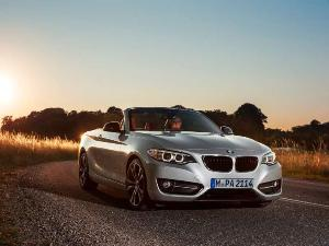 BMW 2-Series Drops Roof For 2015