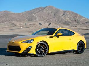 Scion FR-S Release Series 1.0 Arrives At Dealers
