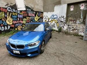 2014 BMW M235i Luxury Coupe Review