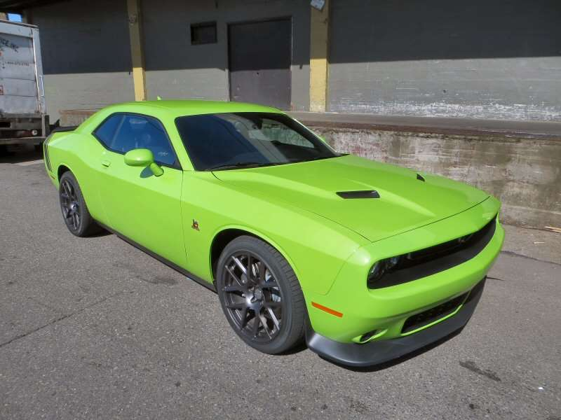 2015 Dodge Challenger R/T Scat Pack Quick Spin and Review