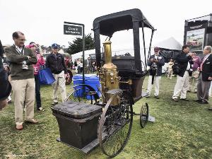 Then & Now: Early Steam Cars & Modern Alternative Fuel Cars