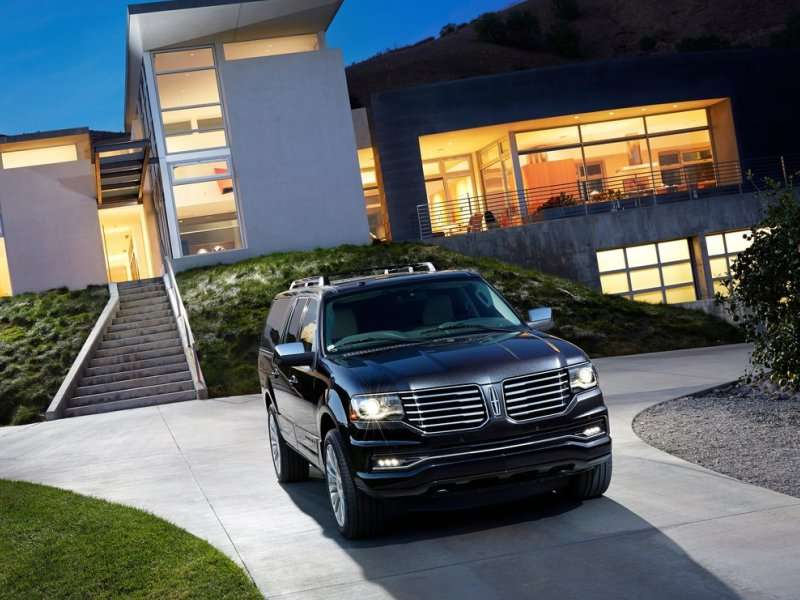 2015 Lincoln Navigator First Drive
