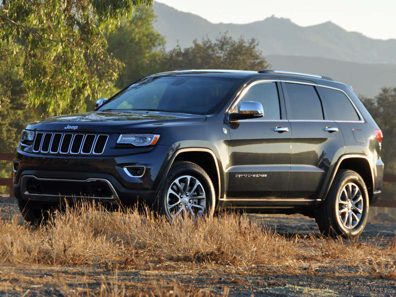 2015 Jeep Grand Cherokee EcoDiesel Review And Quick Spin
