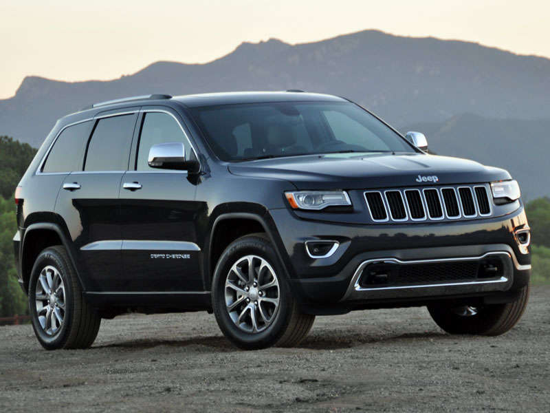 Jeep Grand Cherokee Ecodiesel >> 2015 Jeep Grand Cherokee EcoDiesel Review and Quick Spin ...