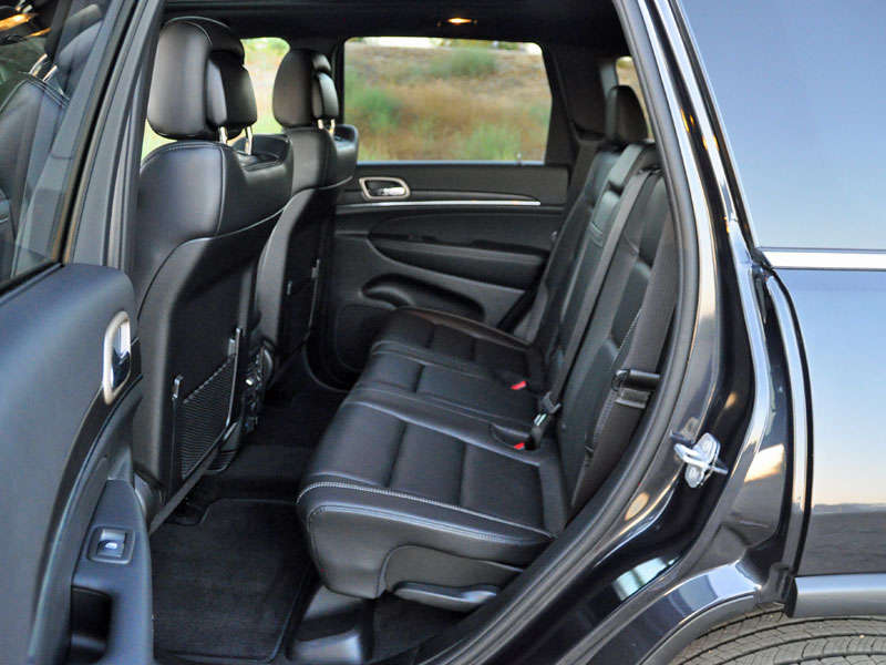 2015 jeep grand cherokee ecodiesel review and quick spin. Black Bedroom Furniture Sets. Home Design Ideas