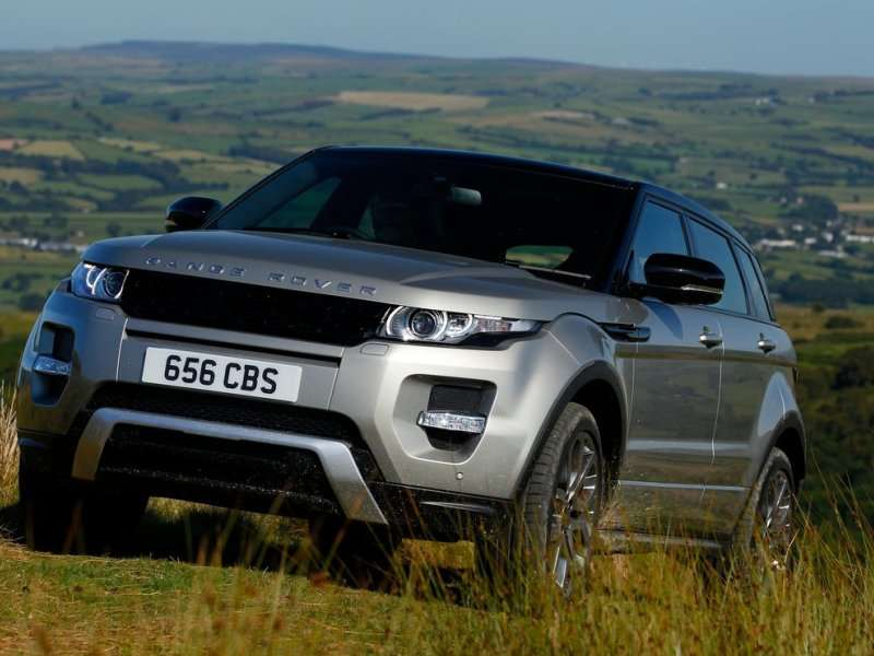 2015 land rover range rover evoque luxury suv review. Black Bedroom Furniture Sets. Home Design Ideas
