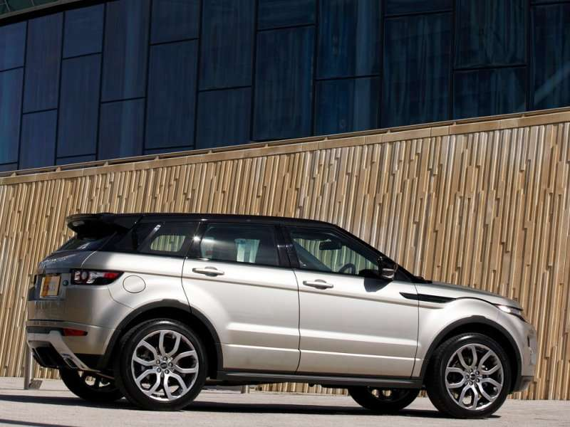 Design. Differentiating The New Range Rover Evoque ...