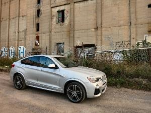 2015 BMW X4 xDrive35i Luxury SUV Review