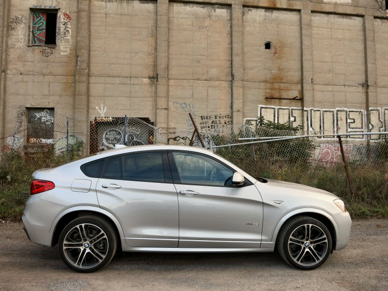Models And Prices The 2015 BMW X4