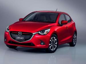 2016 Mazda Mazda2 Will Offer All-wheel Drive