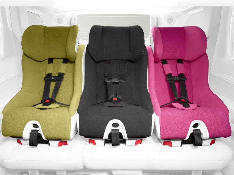 Clek Fllo Convertible Baby And Toddler Car Seat Rear Forward Facing With Anti Rebound Bar