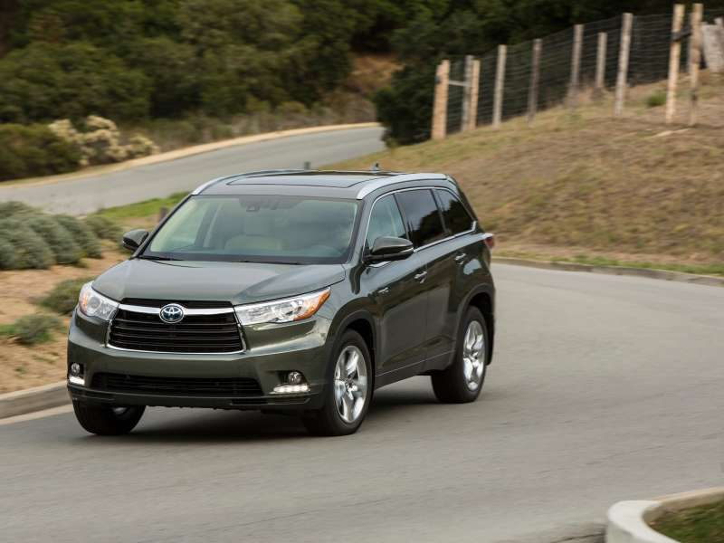 Toyota Issues A Recall On Vehicles Equipped With The 3 5L V6