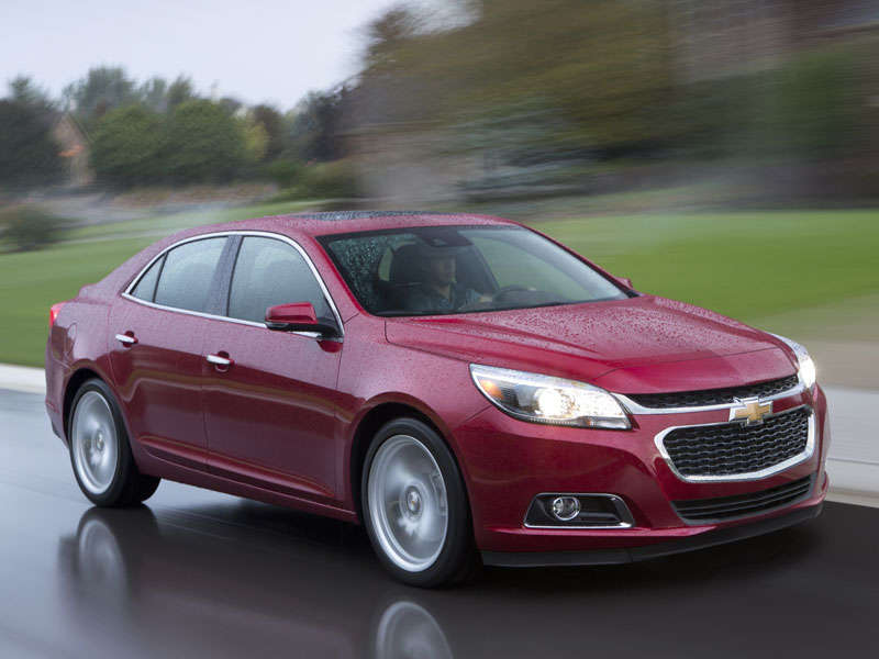 2017 Chevrolet Malibu Review And Quick Spin