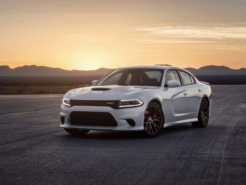 2015 Dodge Challenger, Charger Hellcats Headline Dallas Blowout