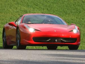 2014 Ferrari 458 Italia Recalled