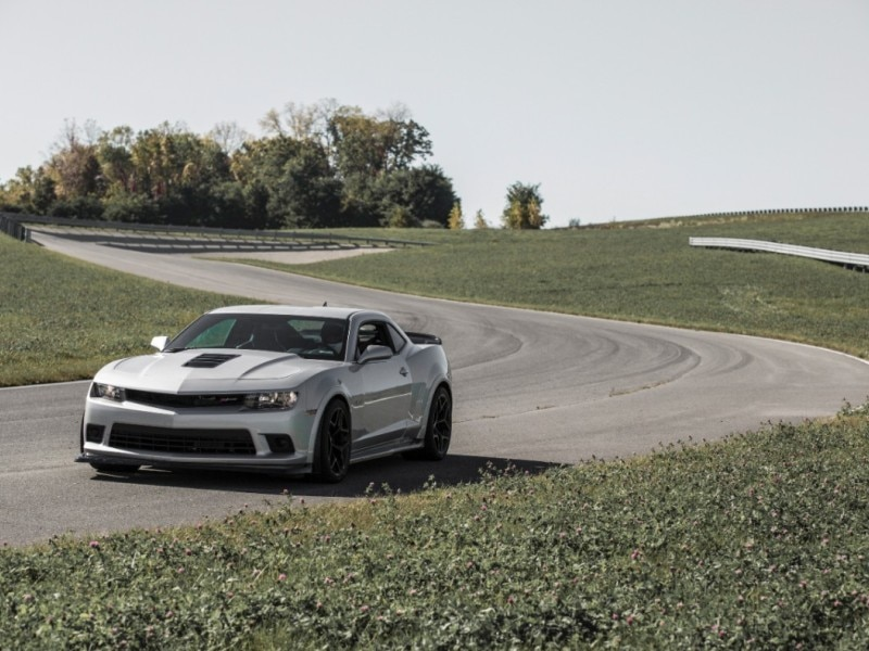 Motor Trend: 2015 Chevrolet Camaro Z/28 Is Best Driver