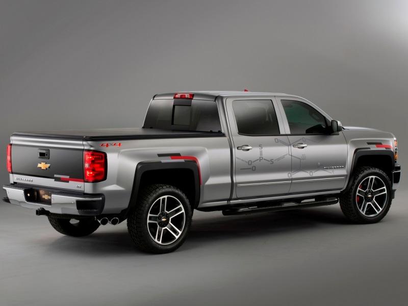 Chevy Ss Truck 2015 Deliciouscrepesbistro Com