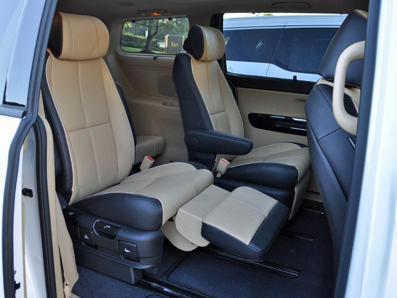 sedona review reviews kia first folded drive car article autoweek ex seats