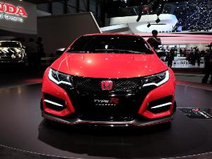 2015 Honda Civic Type R is Ultimate Hi-Po Hatch