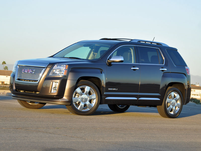 The 10 Most Affordable Luxury SUVs