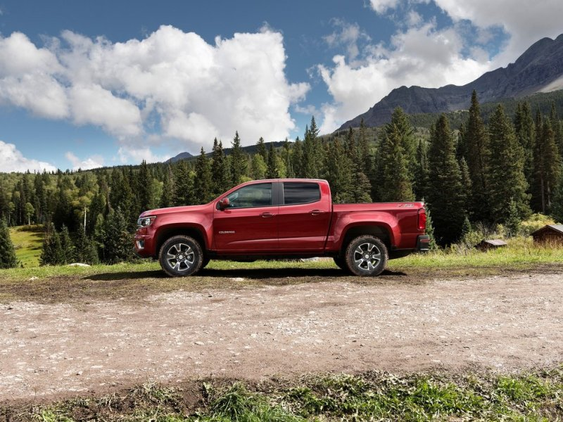 10 Things You Need To Know About The 2015 Chevrolet Colorado