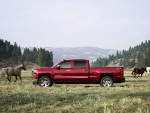 2014 Chevrolet Silverado 1500 Sales Sizzle in September