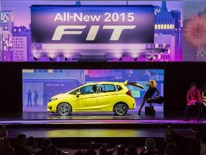 2015 Honda Fit Becomes September Sales Hit