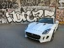 2015 Jaguar F-Type S Coupe.