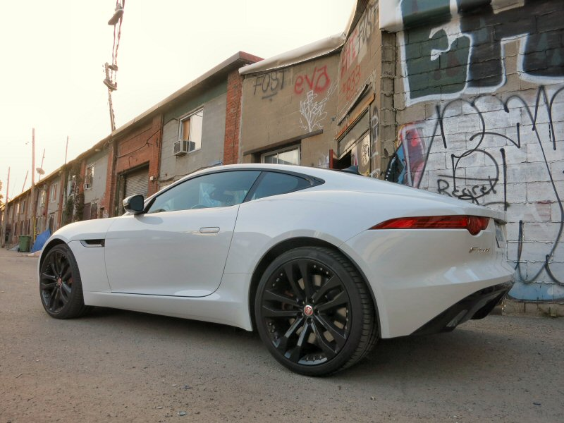 2015 Jaguar F Type S Coupe Luxury Sports Car Review Autobytel Com