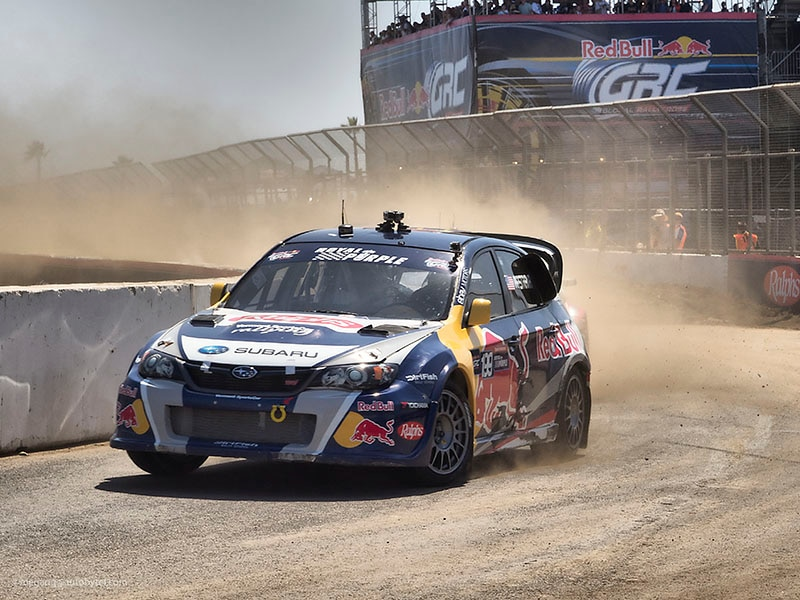 10 Things You Need to Know About the Red Bull Global Rallycross