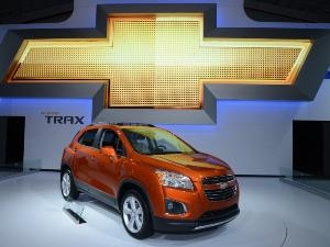2015 Chevrolet Trax Joining Marketplace in January