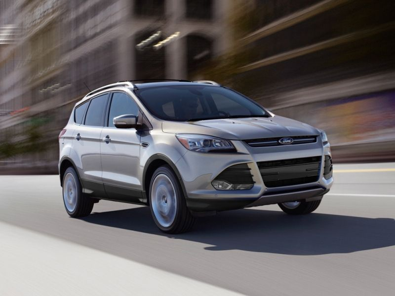 10 Ford Escape Hybrid