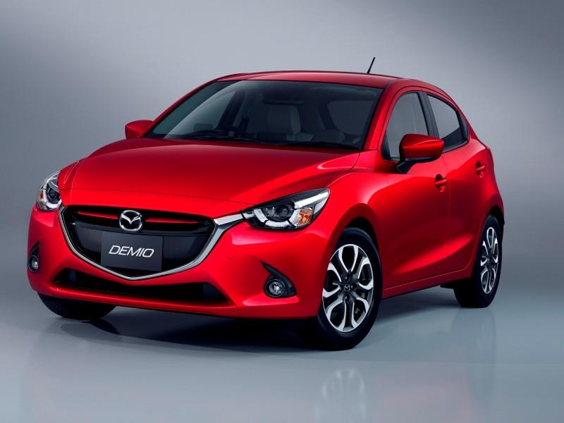 01 Mazda Mazda2