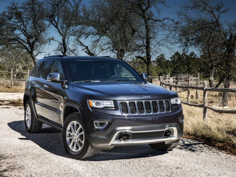 2015 jeep grand cherokee chosen as top suv of texas. Black Bedroom Furniture Sets. Home Design Ideas