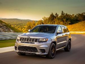 2019 Jeep Grand Cherokee Trackhawk Road Test and Review