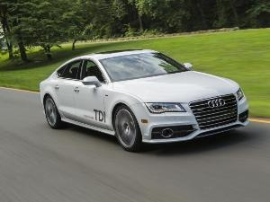 2014 Audi A7 Honored as No. 1 for Total Value