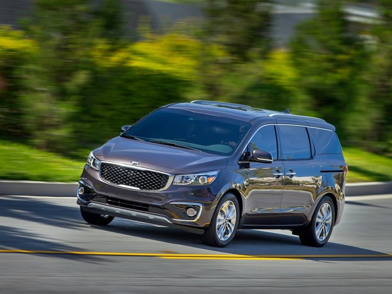 6 Most Comfortable Minivans for 2015
