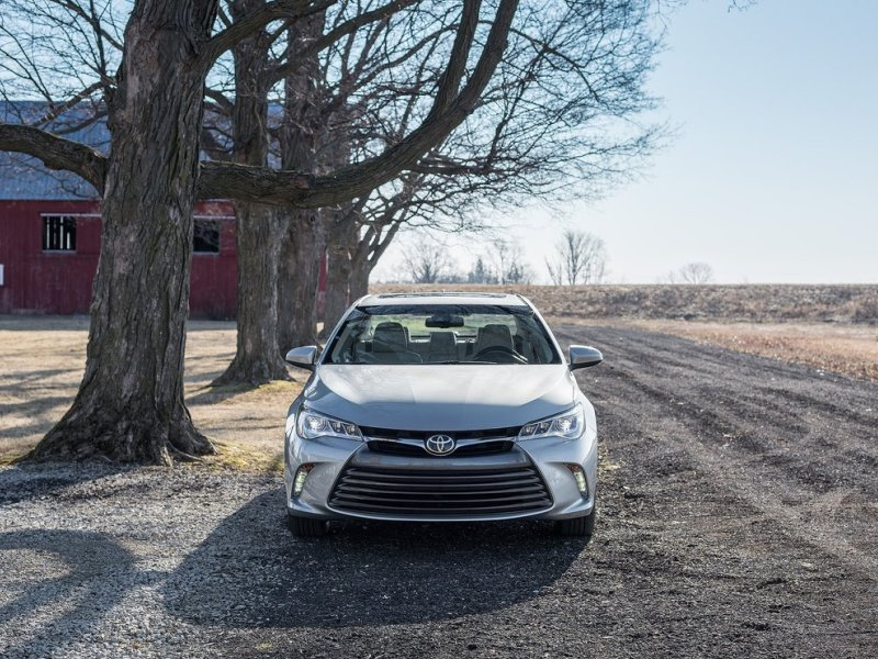 2015 Toyota Camry First Drive Review