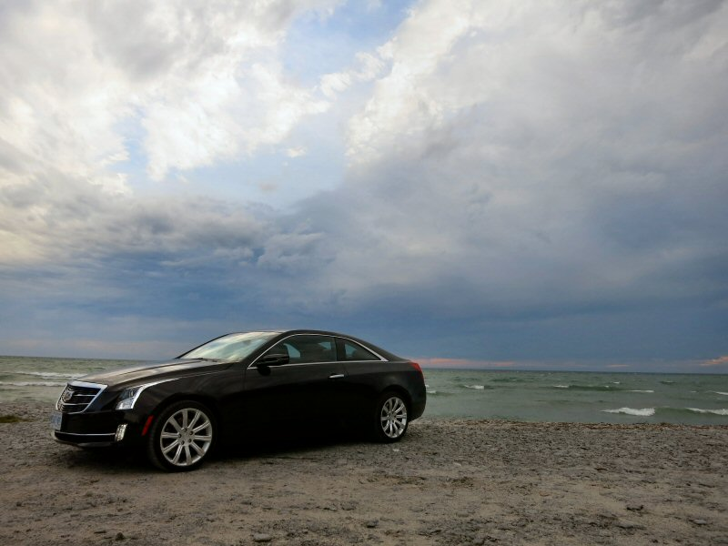 2015 Cadillac ATS Coupe Luxury Car First Drive