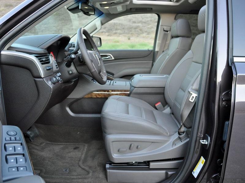 2015 GMC Yukon XL Denali Review and Road Test | Autobytel.com