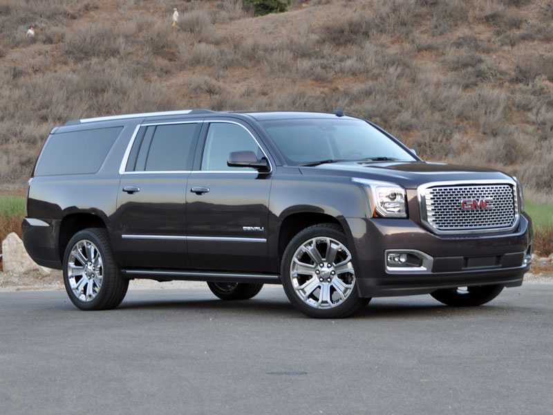 2015 gmc yukon xl denali review and road test. Black Bedroom Furniture Sets. Home Design Ideas